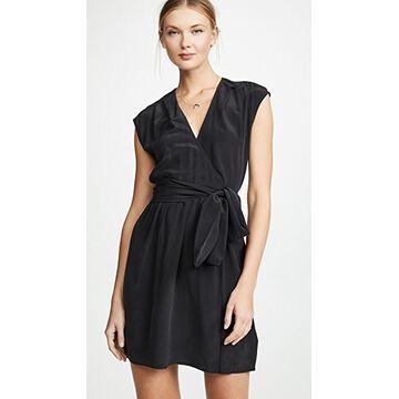 L'AGENCE Karina Pleated Dress