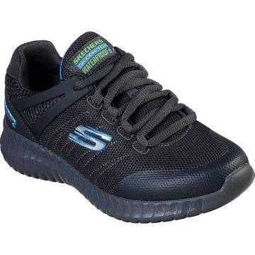 Skechers Boys' Elite Flex Hydropulse Sneaker Charcoal