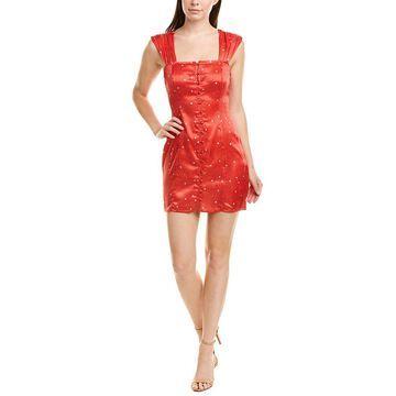 Finders Keepers Womens Finderskeepers Lovers Mini Dress