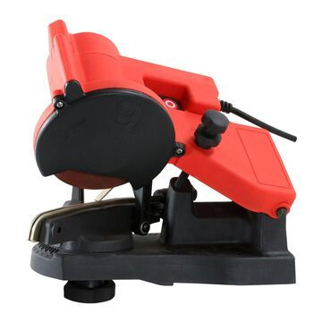 Offex Electric Chain Saw Sharpener -Red