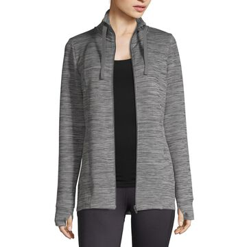 Xersion Fleece Full Zip Jacket