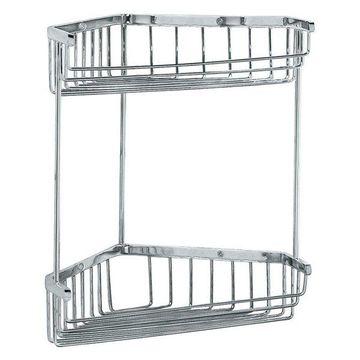 Gatco Corner Shower Basket in Chrome
