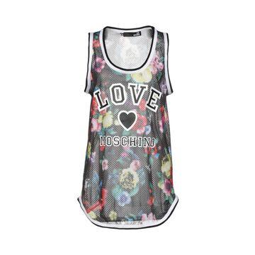 LOVE MOSCHINO Tank tops