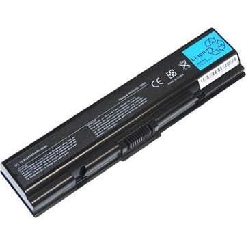 Premium Power Products Battery for Toshiba Laptops - 4400 mAh - Lithium Ion (Li-Ion) - 10.8 V DC - 1 White Box