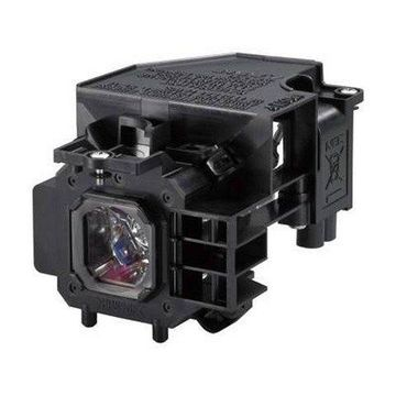 NEC NP600 Projector Housing with Genuine Original OEM Bulb