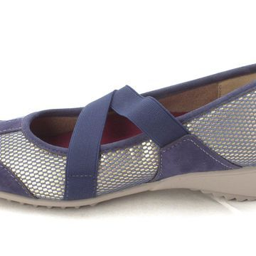 Munro Womens Zip Closed Toe Mary Jane Flats