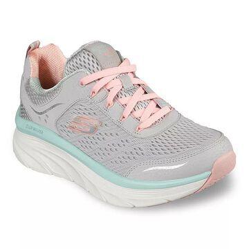 Skechers Relaxed Fit: D'Lux Walker Infinite Motion Women's Sneakers, Size: 6, Green