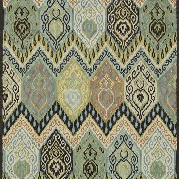 Loloi Rugs Mayfield Collection Multi, 5'x7'6