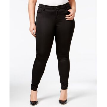 Celebrity Pink Trendy Plus Size The Mid Rise Lifter Skinny Jeans
