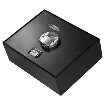 Barska AX11556 Top Opening Biometric Security Safe in Black