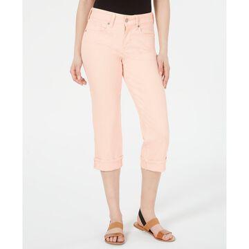 Marilyn Cropped Cuffed Skinny Jeans