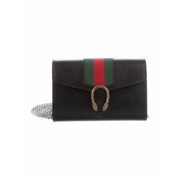 Mini Web Dionysus Bag Black