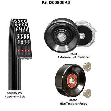 Dayco D60968K3 Fead Kits