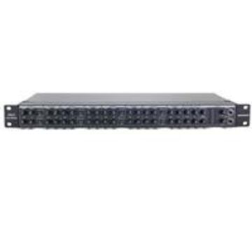 Samson SM10 Rackmount 10-Channel Line Mixer, 10 Hz - 23 kHz Frequency Response