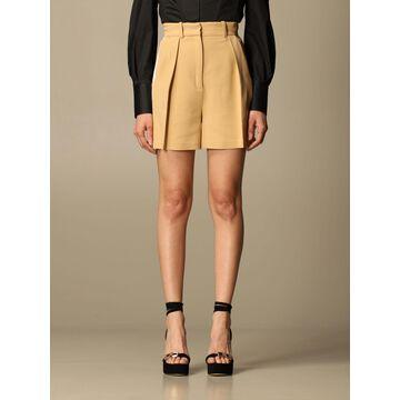Elisabetta Franchi shorts in crepe