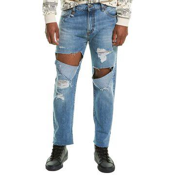 R13 Sid Jasper Straight Leg Jean