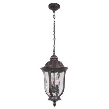 "Craftmade Frances 18"" Outdoor Hanging Light in Oiled Bronze Outdoor"