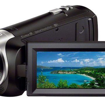 Sony Black Full HD 60p Camcorder