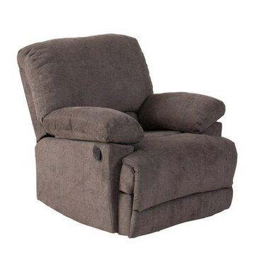 CorLiving Chenille Fabric Recliner