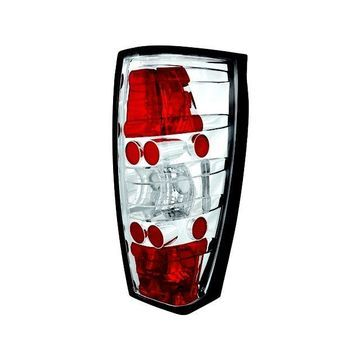 IPCW 02-06 Cadillac Escalade EXT Tail Lamps Crystal Clear CWT-CE347C Pair