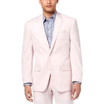 Sean John Mens Knit Business Suit Jacket