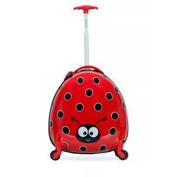 Rockland My First Luggage: Ladybug - -