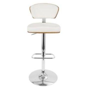 Lumisource Ravinia Adjustable Barstool