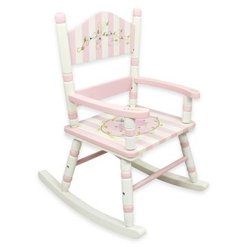 Teamson Kids Children's Rocking Chair in Bouquet