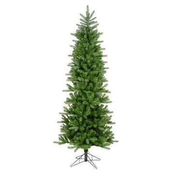Vickerman 9' Carolina Pencil Spruce Artificial Christmas Tree, Unlit