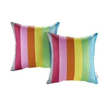 Modway Modway Two Piece Outdoor Patio Pillow Set