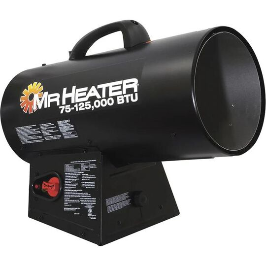 Mr. Heater Portable Propane Forced