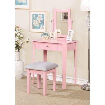 Furniture of America Cassidy Contemporary Vanity Set