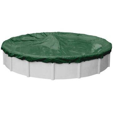Robelle 12-Year Supreme Round Winter Pool Cover, 30 ft. Pool