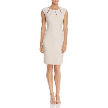 Eliza J Womens Special Occasion Knee-Length Cocktail Dress