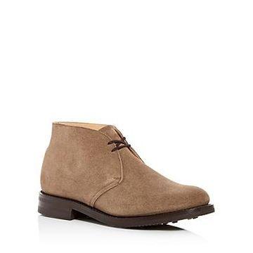 Church's Men's Ryder Suede Chukka Boots