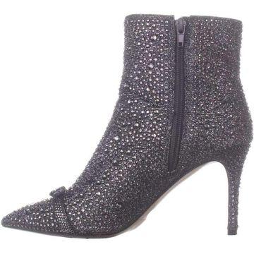 INC International Concepts Womens Ignacia Pointed Toe Ankle Fashion Boots