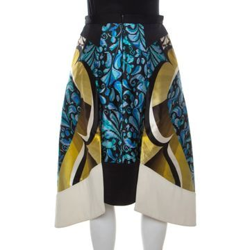 Peter Pilotto Multicolour Silk Skirts