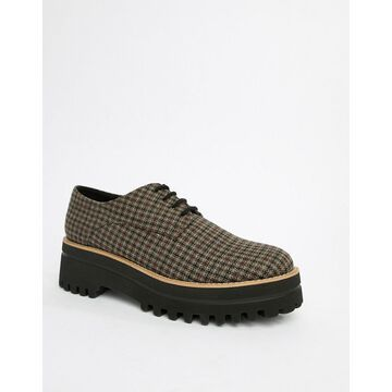 Park Lane Chunky Lace Up Shoes