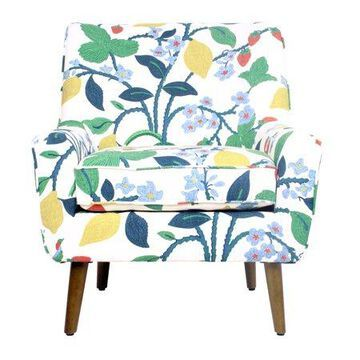 HomePop Gerrit Modern Accent Chair, Multiple Colors