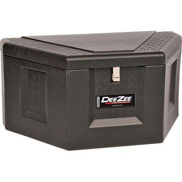 Dee Zee DZ 91717P Poly Triangle Tool Boxes - Specialty - Universal Fit