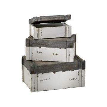 Cyan Design Alder Boxes, Set of 3