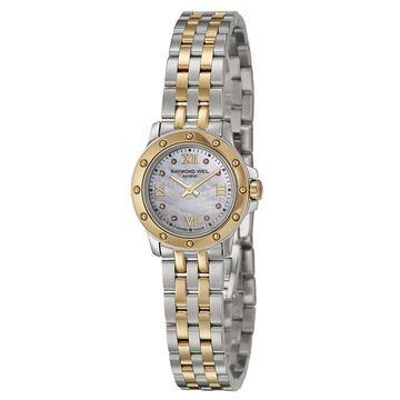 Raymond Weil Women's 5799-STP-00995 Two-Tone Stainless Watch