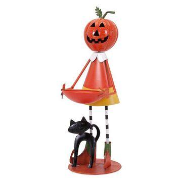 Imax Piper Pumpkin 72190 Iron Girl Collectible Figurines