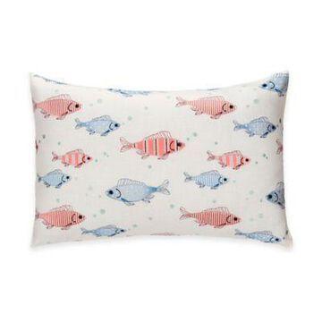 Glenna Jean Fish Tales Small Pillow Sham
