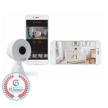 Safety 1st HD WiFi Baby Monitor, White