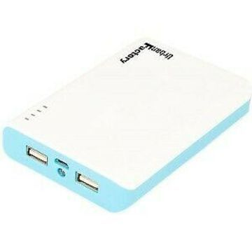 Urban Factory Cosmic Collection Emergency Battery 8000mAh White and Blue