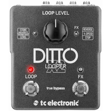 Open Box Ditto X2 Looper Effects Pedal