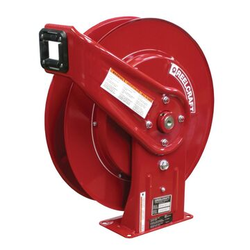 TW7400 OLP 0.25 in. x 60 ft. Heavy Duty 200 PSI Gas Weld without Hose Reel, Red
