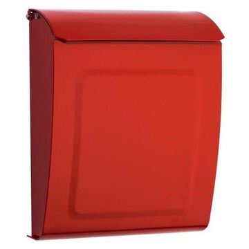 Architectural Mailboxes Aspen Mailbox, Red