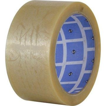 Sparco, SPR74961, Natural Rubber Carton Sealing Tape, 36 / Carton, Clear
